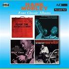 HANK MOBLEY Four Classic Albums album cover
