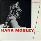 HANK MOBLEY Hank Mobley album cover