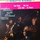 HANK MOBLEY Hank Mobley, Billy Root, Curtis Fuller, Lee Morgan ‎: Another Monday Night At Birdland album cover