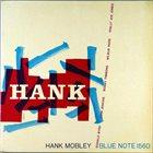HANK MOBLEY Hank Mobley Sextet : Hank album cover