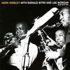 HANK MOBLEY Hank Mobley With Donald Byrd And Lee Morgan album cover