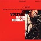 HANK MOBLEY Hi Voltage album cover