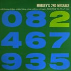 HANK MOBLEY Mobley's 2nd Message album cover