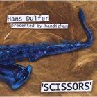 HANS DULFER Scissors album cover