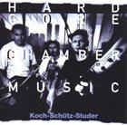 HANS KOCH Hardcore Chambermusic album cover
