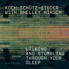 HANS KOCH Walking And Stumbling Through Your Sleep album cover