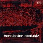 HANS KOLLER (SAXOPHONE) Exclusiv album cover