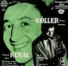 HANS KOLLER (SAXOPHONE) Koller Plays Kovac vol. 2 album cover