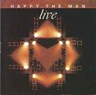 HAPPY THE MAN Live album cover