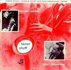 HAROLD ASHBY Harold Ashby And Paul Gonsalves ‎: Tenor Stuff album cover
