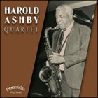 HAROLD ASHBY Quartet album cover