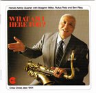 HAROLD ASHBY What Am I Here For? album cover