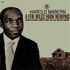 HAROLD MABERN A Few Miles From Memphis (aka Walkin' Back) album cover
