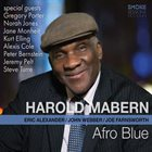HAROLD MABERN Afro Blue album cover
