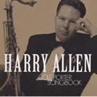 HARRY ALLEN Cole Porter Songbook album cover