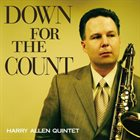 HARRY ALLEN Down For The Count album cover