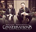 HARRY ALLEN Harry Allen And Rossano Sportiello – Conversations : The Johnny Burke Songbook album cover