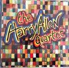 HARRY ALLEN The Harry Allen Quartet album cover