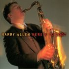 HARRY ALLEN Here's To Zoot album cover