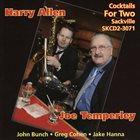 HARRY ALLEN Harry Allen & Joe Temperley : Cocktails For Two album cover