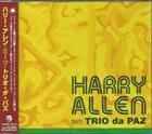 HARRY ALLEN Meets Trio da Paz album cover