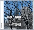 HARRY ALLEN New York State Of Mind album cover