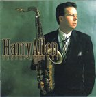 HARRY ALLEN Tenors Anyone? album cover