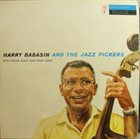 HARRY BABASIN Harry Babasin and the Jazz Pickers album cover