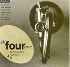 HARRY BECKETT All Four One album cover