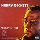 HARRY BECKETT Themes For Fega album cover