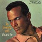 HARRY BELAFONTE An Evening With Belafonte album cover