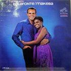 HARRY BELAFONTE An Evening With Belafonte/Makeba album cover