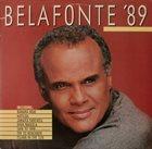 HARRY BELAFONTE Belafonte '89 album cover