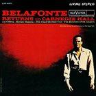 HARRY BELAFONTE Belafonte Returns To Carnegie Hall album cover