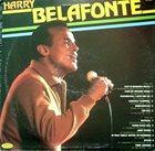 HARRY BELAFONTE Day-O Banana Boat album cover
