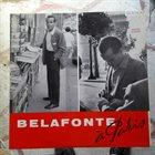 HARRY BELAFONTE Harry Belafonte à Paris album cover