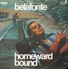 HARRY BELAFONTE Homeward Bound album cover