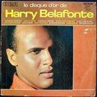 HARRY BELAFONTE Le Disque D'or D'Harry Belafonte album cover