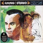 HARRY BELAFONTE Love Is A Gentle Thing album cover