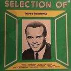 HARRY BELAFONTE selection of harry belafonte album cover