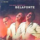 HARRY BELAFONTE The Many Moods Of Belafonte album cover