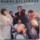 HARRY BELAFONTE Turn The World Around album cover