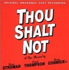 HARRY CONNICK JR Thou Shalt Not (2001 Broadway Cast Recording) album cover