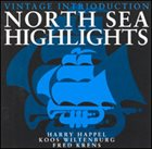HARRY HAPPEL North Sea Highlights album cover
