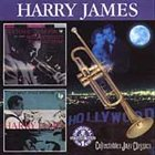 HARRY JAMES At the Hollywood Palladium / Trumpet After Midnight album cover