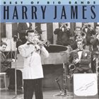 HARRY JAMES Best of Big Bands: Harry James album cover