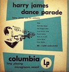 HARRY JAMES Dance Parade album cover