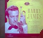 HARRY JAMES Harry James and His Orchestra album cover