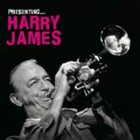 HARRY JAMES Presenting Harry James album cover