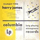 HARRY JAMES Trumpet Time album cover